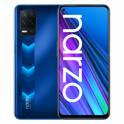 Realme Narzo 30 5G 128GB 4GB RAM Dual Blue