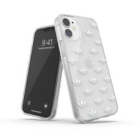 Гръб ADIDAS Originals Snap - Apple iPhone 12 mini White