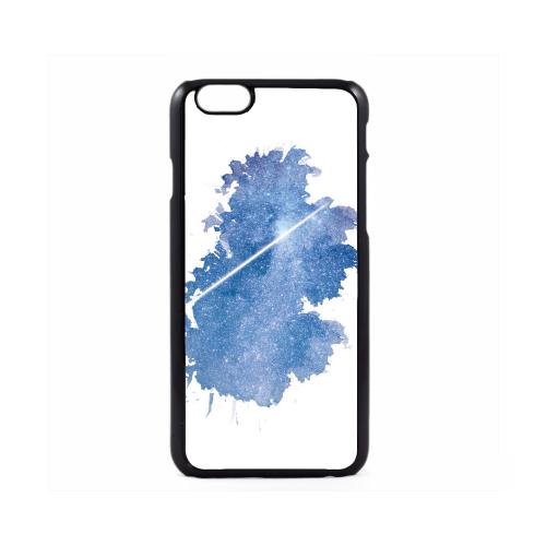 PVC гръб - 2d за Apple iPhone 6  - space