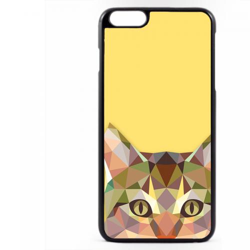 PVC гръб - 2d за Apple iPhone 6 Plus - cat