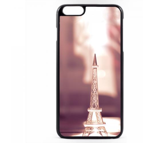 PVC гръб - 2d за Apple iPhone 6 Plus - eiffel