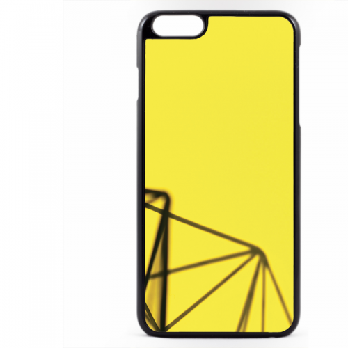 PVC гръб - 2d за Apple iPhone 6 Plus - geo