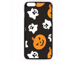 PVC гръб - 2d за Apple iPhone 6 Plus - halloween2