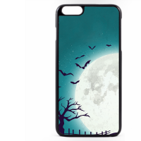 PVC гръб - 2d за Apple iPhone 6 Plus - halloween4
