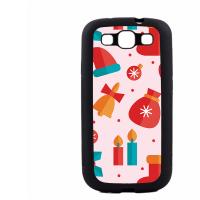 PVC гръб - 2d за Samsung Galaxy S3 Neo I9301, 9300I - christmas4