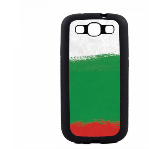 PVC гръб - 2d за Samsung Galaxy S3 Neo I9301, 9300I - flag