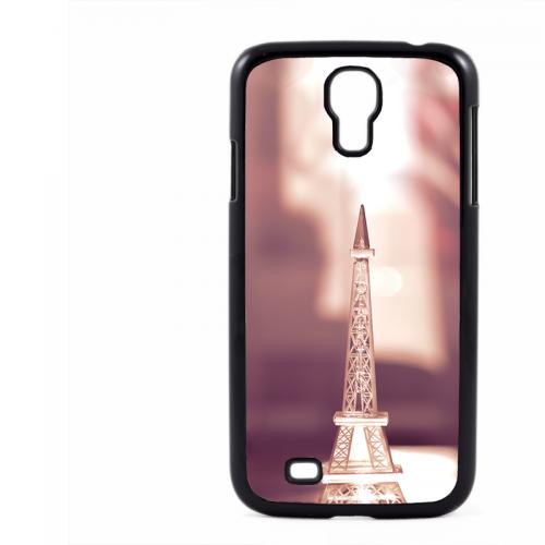 PVC гръб - 2d за Samsung Galaxy S4 I9500 - eiffel