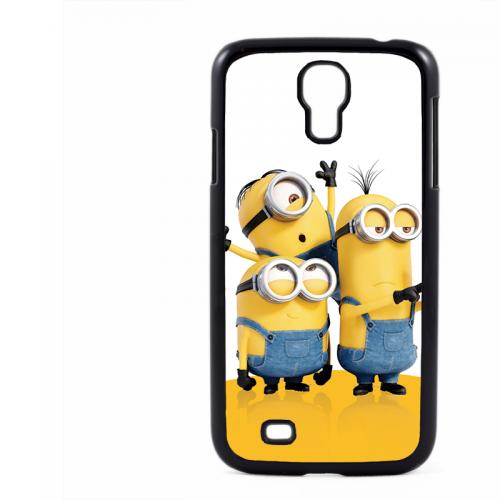 PVC гръб - 2d за Samsung Galaxy S4 I9500 - minion3