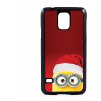 PVC гръб - 2d за Samsung Galaxy S5 G900 - christmas