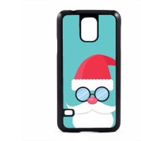 PVC гръб - 2d за Samsung Galaxy S5 G900 - christmas2