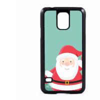 PVC гръб - 2d за Samsung Galaxy S5 G900 - christmas3