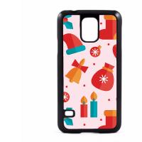 PVC гръб - 2d за Samsung Galaxy S5 G900 - christmas4