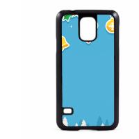 PVC гръб - 2d за Samsung Galaxy S5 G900 - christmas5