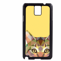 PVC гръб - 2d за Samsung Galaxy Note 3 N9000 - cat