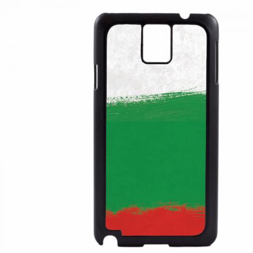 PVC гръб - 2d за Samsung Galaxy Note 3 N9000 - flag