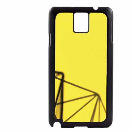 PVC гръб - 2d за Samsung Galaxy Note 3 N9000 - geo