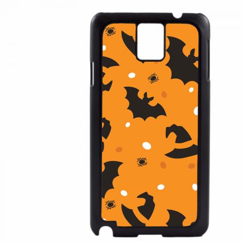 PVC гръб - 2d за Samsung Galaxy Note 3 N9000 - halloween