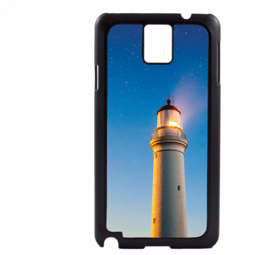 PVC гръб - 2d за Samsung Galaxy Note 3 N9000 - lighthouse