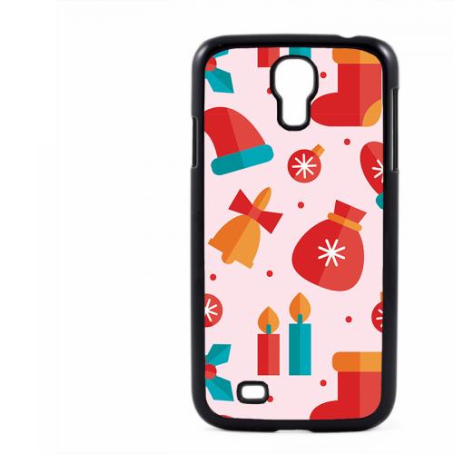 PVC гръб - 2d за Samsung Galaxy S4 mini I9195 - christmas4