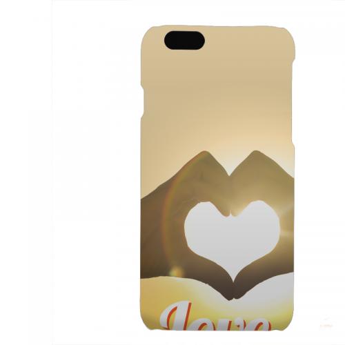 PVC гръб - 3d за Apple iPhone 6  - summer
