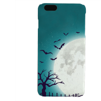 PVC гръб - 3d за Apple iPhone 6 Plus - halloween4