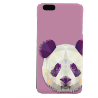 PVC гръб - 3d за Apple iPhone 6 Plus - panda