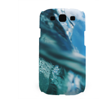 PVC гръб - 3d за Samsung Galaxy S3 Neo I9301, 9300I - Water2016