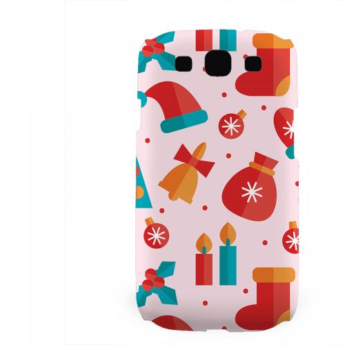 PVC гръб - 3d за Samsung Galaxy S3 Neo I9301, 9300I - christmas4