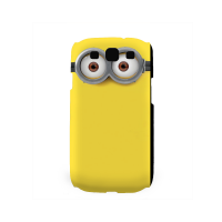 PVC гръб - 3d за Samsung Galaxy S3 Neo I9301, 9300I - minion