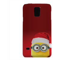 PVC гръб - 3d за Samsung Galaxy S5 G900 - christmas