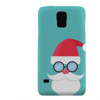 PVC гръб - 3d за Samsung Galaxy S5 G900 - christmas2