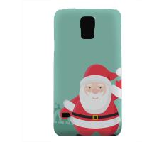 PVC гръб - 3d за Samsung Galaxy S5 G900 - christmas3