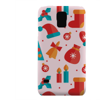 PVC гръб - 3d за Samsung Galaxy S5 G900 - christmas4