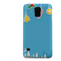 PVC гръб - 3d за Samsung Galaxy S5 G900 - christmas5