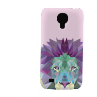 PVC гръб - 3d за Samsung Galaxy Note 3 N9000 - lion