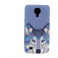 PVC гръб - 3d за Samsung Galaxy Note 3 N9000 - wolf