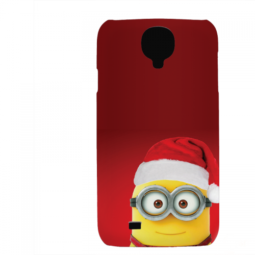 PVC гръб - 3d за Samsung Galaxy S4 mini I9195 - christmas