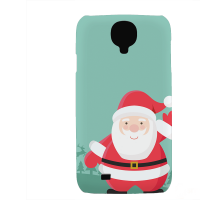 PVC гръб - 3d за Samsung Galaxy S4 mini I9195 - christmas3