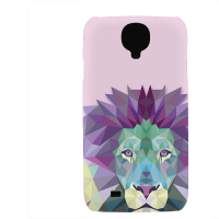 PVC гръб - 3d за Samsung Galaxy S4 mini I9195 - lion