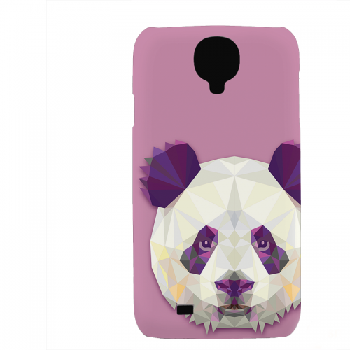 PVC гръб - 3d за Samsung Galaxy S4 mini I9195 - panda