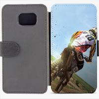 Калъф тип тефтер за Samsung Galaxy S6 Edge G925
