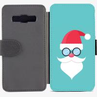 Калъф тип тефтер за Samsung Galaxy A3 - christmas2