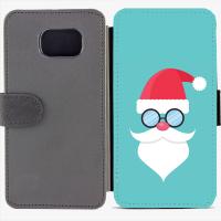 Калъф тип тефтер за Samsung Galaxy S6 Edge G925 - christmas2