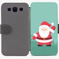 Калъф тип тефтер за Samsung Galaxy S3 Neo I9301, 9300I - christmas3