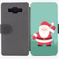 Калъф тип тефтер за Samsung Galaxy A5 - christmas3