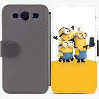 Калъф тип тефтер за Samsung Galaxy S3 Neo I9301, 9300I
