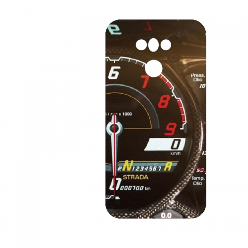 Силиконов гръб - 3d за LG G6 - Dashboard