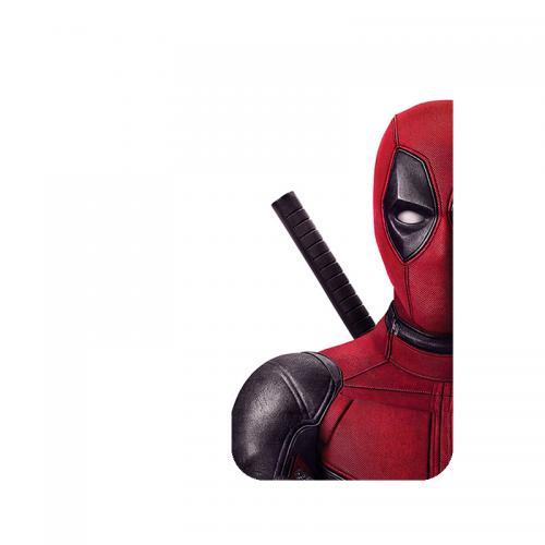Силиконов гръб - 3d за LG G6 - Deadpool 1