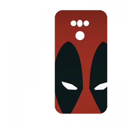 Силиконов гръб - 3d за LG G6 - Deadpool 2