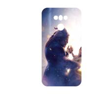 Силиконов гръб - 3d за LG G6 - beautyandthebeast